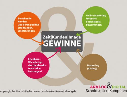 """Kostenfreies Webinar: """"So machen Sie Ihr Unternehmen noch attraktiver für Kunden und Mitarbeiter"""""""
